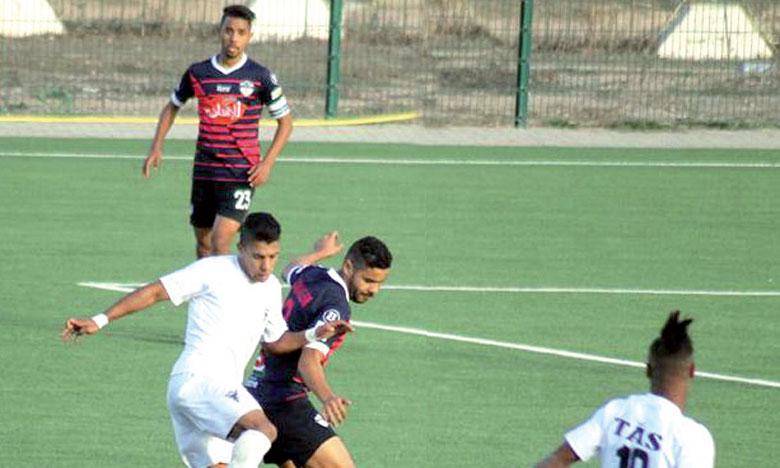 Nadi Salmi revient à 4 points de Khemis Zemamra