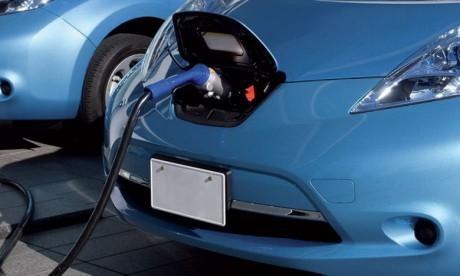 Une borne de recharge des voitures électriques sera installée tous les 60 kilomètres sur l'autoroute Tanger-Agadir.  Ph. DR