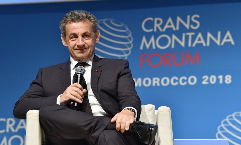 Nicolas Sarkozy : le Maroc est un modèle régional sur les plans politique et économique