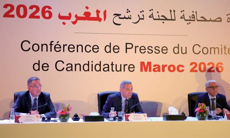 Tout savoir sur les atouts de la candidature marocaine