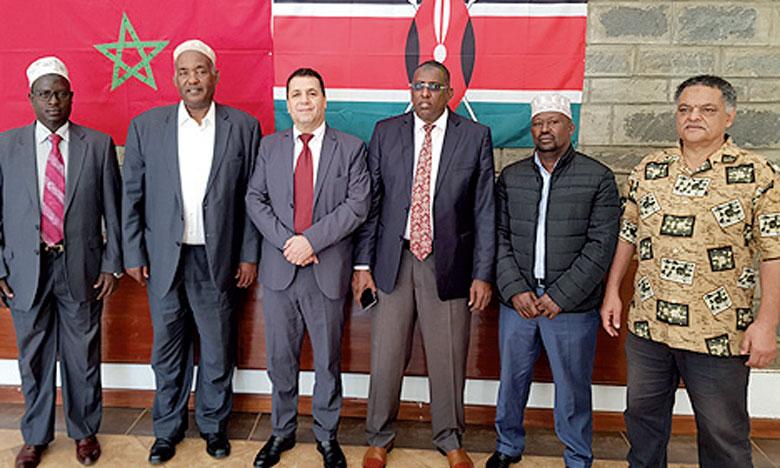 Une délégation du Conseil suprême des musulmans du Kenya en visite de travail au Maroc à partir de samedi