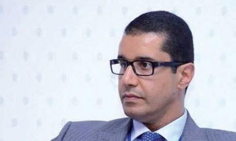 Mohamed Saad rempile et présente sa nouvelle stratégie «Disrupt 2018-2020»