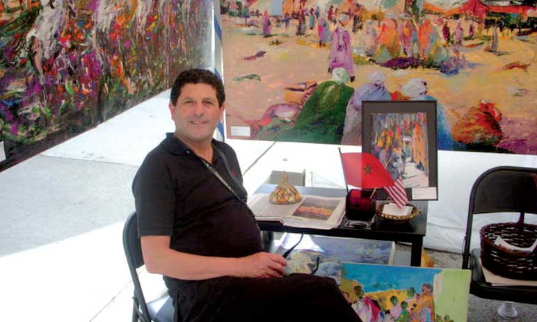 Mohamed Berrada, grand artiste-peintre, tire sa révérence à 73 ans