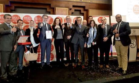 Vivo Energy Maroc championne des PME
