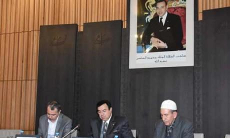 Rencontre autour des deux revues scientifiques «Al Madrassa  Al Maghribiya» et les «Cahiers de l'éducation et de la formation»