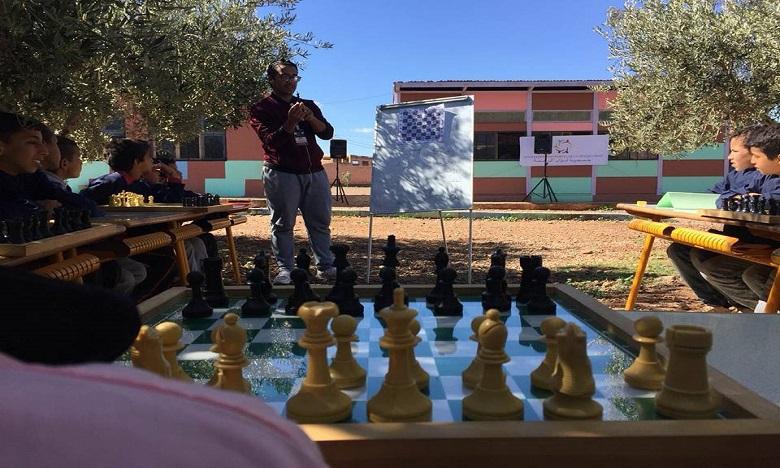 Une journée éducative pour les enfants de la commune rurale de Bourrous