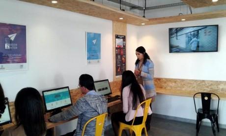 Le programme Usaid Career Center vise à aider chaque jeune à mieux se connaître et à s'orienter vers un secteur ou un métier qui lui correspond. Ph : DR