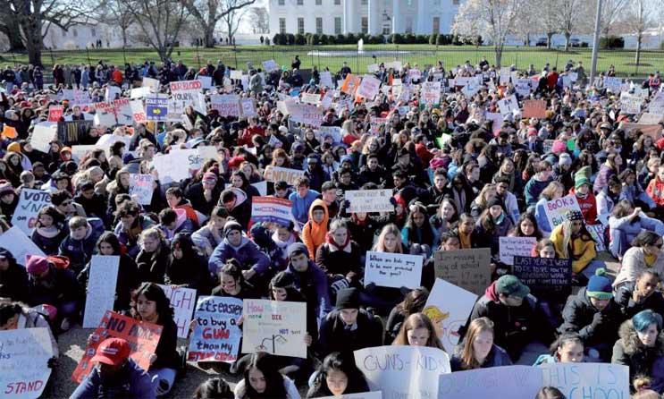 Plusieurs marches samedi contre les armes