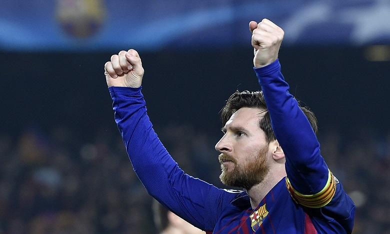 Un an après Ronaldo, Messi atteint la barre mythique des 100 buts