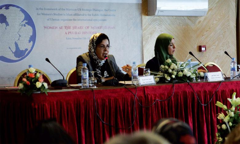 Asma Lamrabet : musulmane, féministe et fière de l'être !