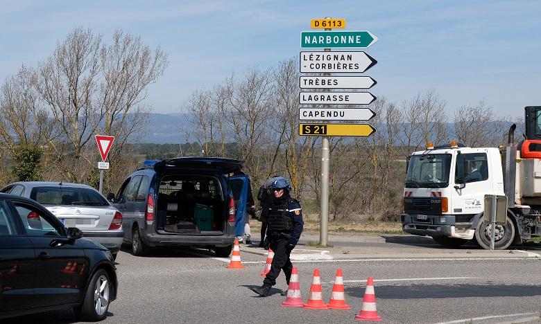 Deux morts dans une prise d'otages au sud de la France