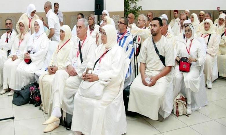 Le règlement des frais du pèlerinage au titre de la deuxième phase se fera du 19 au 23 mars