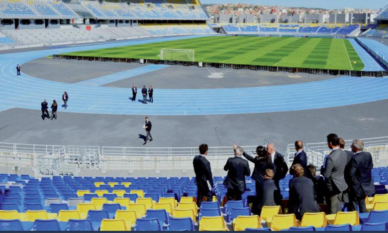 En raison de la non-conformité de certains stades, les experts de la FIFA de nouveau au Maroc