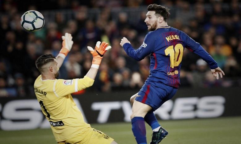 Le Barça de Messi égale le record d'invincibilité