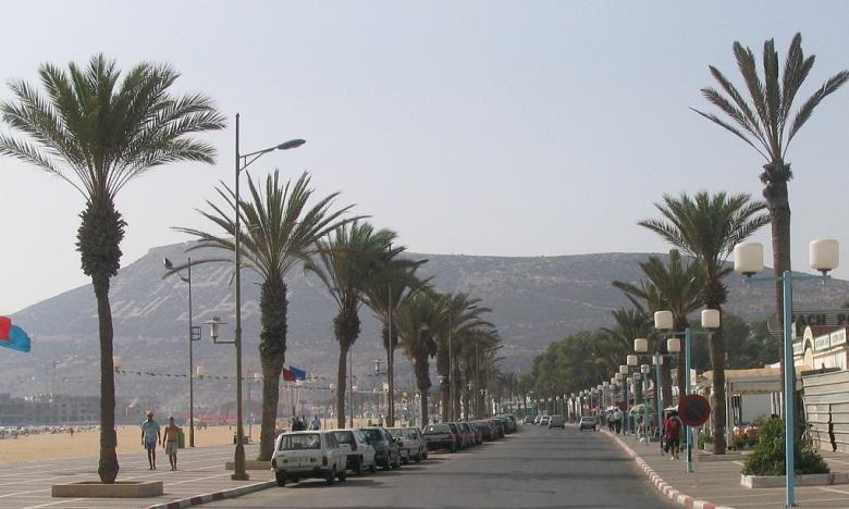 Agadir : Hausse de 14,06% des nuitées en mars 2018