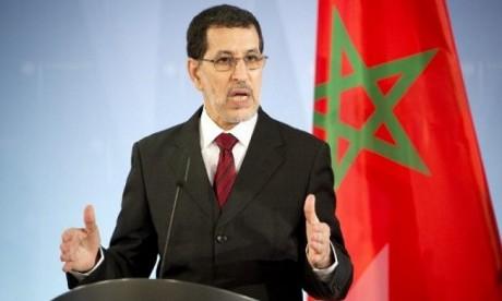 M. El Othmani appelle toutes les forces vives du Royaume à défendre les constantes du Royaume