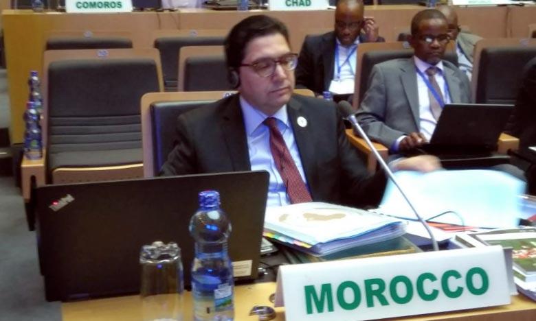 Bourita : «Aucune question ne sera marginalisée»