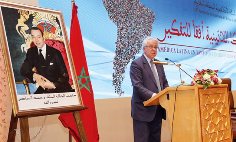 Le prix de la Fondation de l'Académie pour la coopération culturelle attribué au penseur Mohamed Chafik