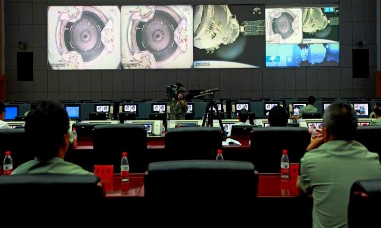 La station spatiale chinoise Tiangong-1 rentrera demain dans l'atmosphère
