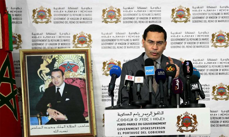 M. El Othmani a rappelé le Message adressé par S.M. le Roi Mohammed VI au Secrétaire général de l'ONU.