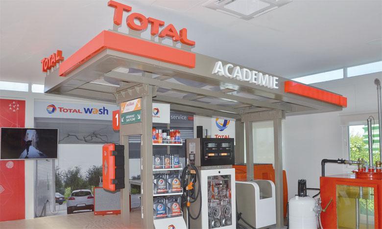 Total Académie ouvre ses portes  à Casablanca