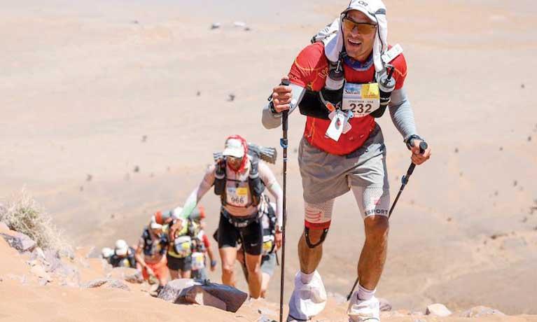 Rachid El Mourabity s'adjuge la 3e étape