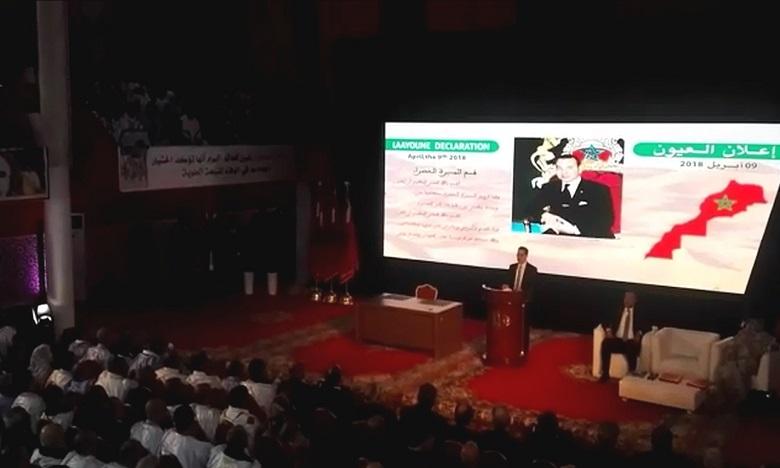Les leaders des partis politiques, les parlementaires, les élus, les chioukhs, les notables et les cadres sahraouis condamnent les manoeuvres du polisario