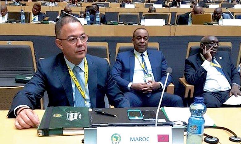 La candidature du Maroc présentée à Accra