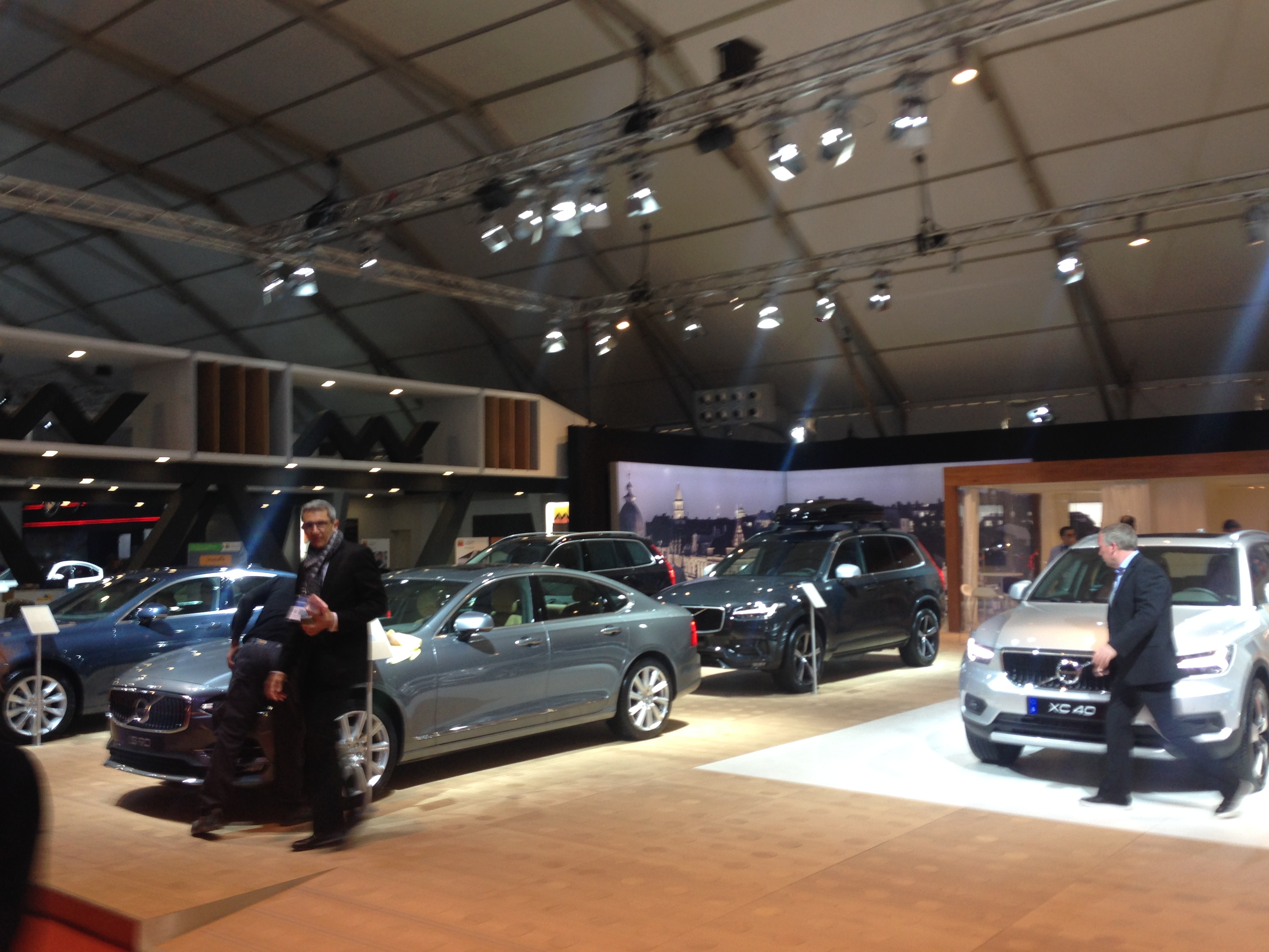 Auto Expo 2018... C'est parti! Vroom Vroom