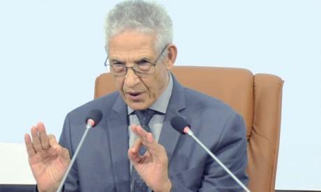 Lahcen Daoudi participe aux réunions de printemps de la Banque mondiale et du FMI