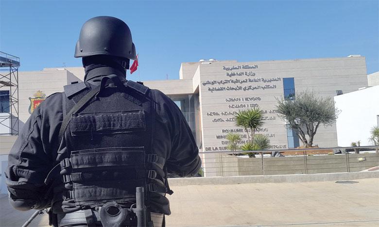 Un des deux Syriens arrêtés à Sefrou et Mohammedia impliqué dans le transfert d'importantes sommes d'argent à des combattants marocains ralliés à Daech en Syrie et en Irak