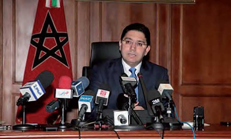 Nasser Bourita : «La vision de S.M. le Roi pour l'action arabe commune participe de l'interpellation quant aux déterminants de cette action et sa satisfaction des revendications des sociétés arabes»