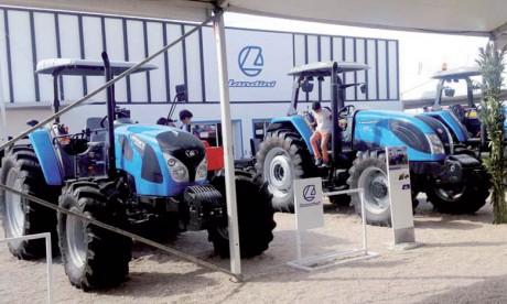 À fin février 2018, les ventes de tracteurs neufs ont bondi de 20% à 266 unités contre 219 la même période de 2017.