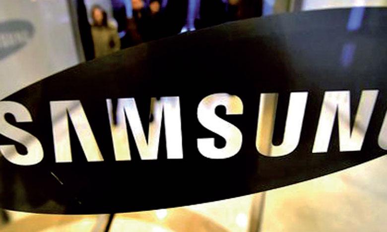 Le bénéfice d'exploitation de Samsung a progressé de 58% au premier trimestre sur un an. Ph. AFP