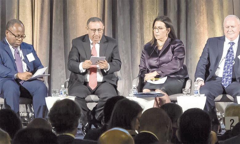 Youssef Amrani : «Grâce au leadership de Sa Majesté le Roi, le Maroc a accompagné le continent africain pour répondre à ses défis et créer les conditions d'une croissance partagée»