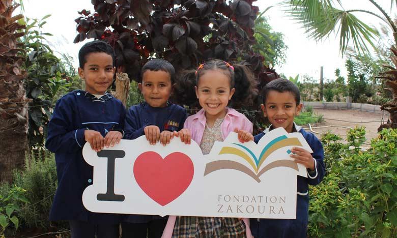 Nestlé Maroc renforce son partenariat avec la Fondation Zakoura
