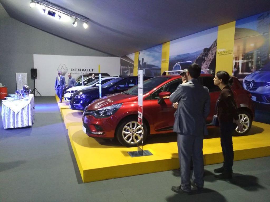 Renault délocalise le Salon dans quatre villes