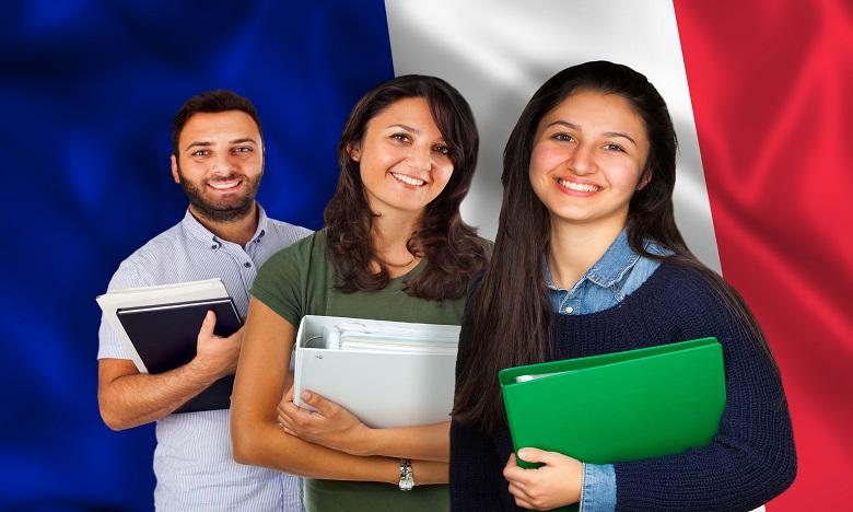 Les Marocains en tête des étudiants étrangers en France en 2017