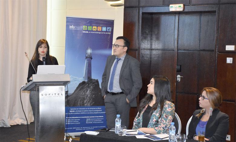 «Aujourd'hui, 40% des défaillances d'entreprises au Maroc sont dues aux impayés. Les TPE marocaines se font payer après 10 mois alors que la loi exige un délai ne dépassant pas 3 mois», a déclaré Amine Diouri, responsable communication et services à valeur ajoutée chez Inforisk Dun&Bradstreet.             Ph. Seddik