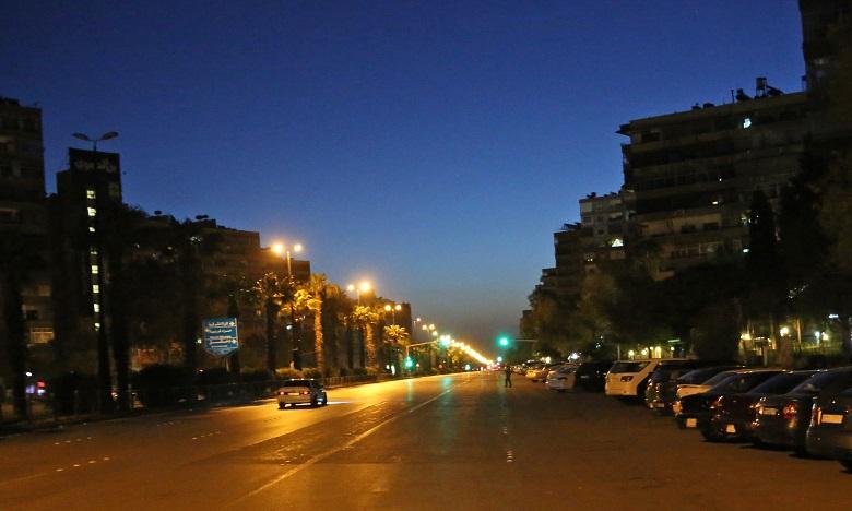 Frappes sur la Syrie: Que s'est-il passé de vendredi à Samedi ?