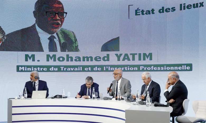 La présidente de la CGEM récuse tout antagonisme entre l'économique et le social