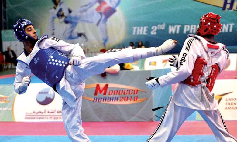 Le Maroc sacré champion grâce  à une moisson de 16 médailles
