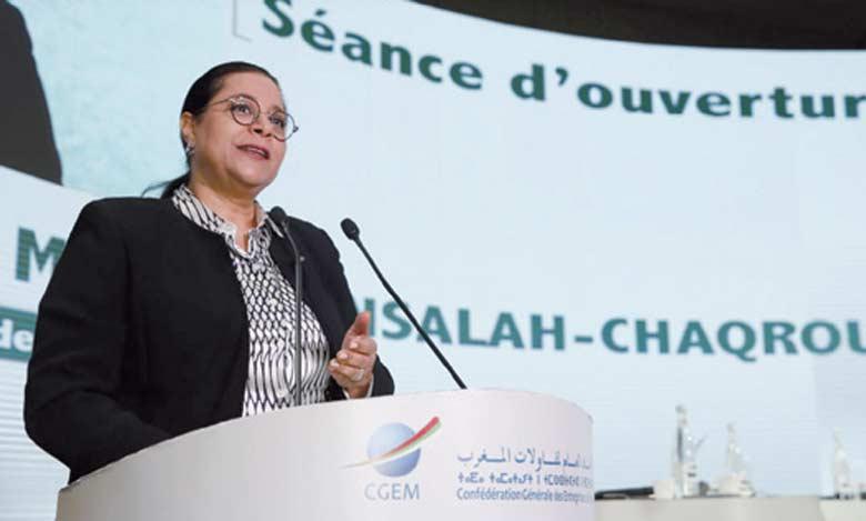 Mohamed Yatim a annoncé que le gouvernement se penchait aussi sur l'élaboration d'une  «Charte sociale», mais qu'il a été pris de court par le patronat.                                                                      Ph. Seddik