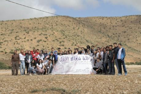 Ray of hope, une caravane humanitaire des jeunes leaders marocains à Imi N'Fast
