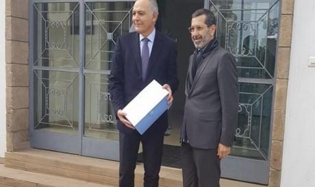 Mezouar et Mekouar déposent leur candidature