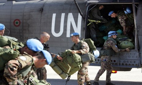 Un casque bleu tué et 11 blessés dans une attaque en Centrafrique