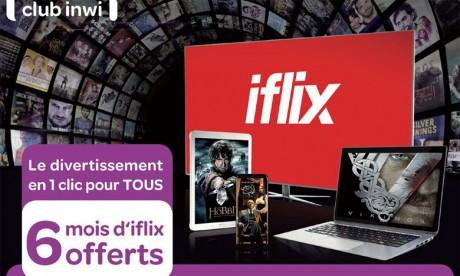 Iflix s'installe au Maroc
