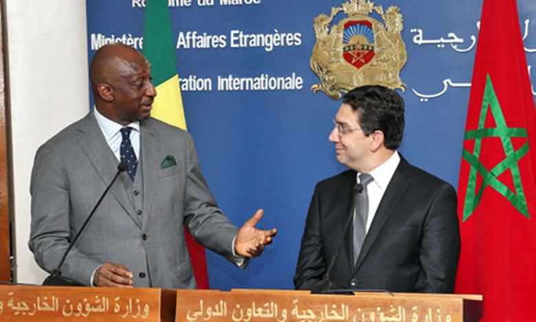 Le ministre malien des AE : le Plan d'autonomie marocain est «sérieux et crédible»