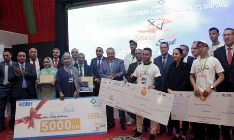 Franc succès de «La caravane régionale  de l'Entrepreneuriat-Start-Up Sud»
