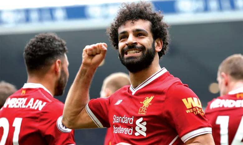 Un pharaon élu meilleur joueur d'Angleterre
